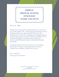 Thank You Letter Basics Columbia Cce With Examples Of Great Thank