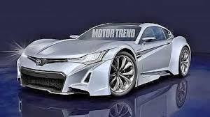 toyota sport car 2015