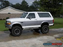 full size bronco post a pic of your bronco page 7 ford bronco forum