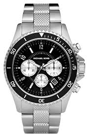 men watches michael kors bradley leather strap watch watches men watches michael kors chronograph bracelet watch