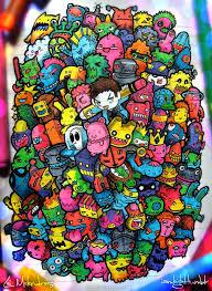 hd backgrounds by hazel hughes doodle art wallpapers