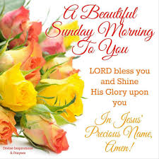 Good Morning Sunday Quote Best of A Beautiful Sunday Morning To You Good Morning Sunday Sunday Quotes