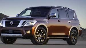 2017 Nissan Armada UNBOXING Review, Better Than The Toyota Land ...
