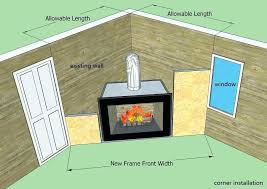 gas fireplace inserts cost direct vent gas fireplace cost gas