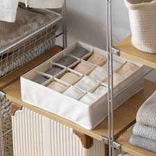 essentials undergarment closet organizer