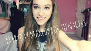 How to apply eye makeup teen