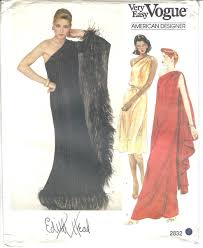 Edith Head Designs Patterns Vogue2832 Hashtag On Twitter