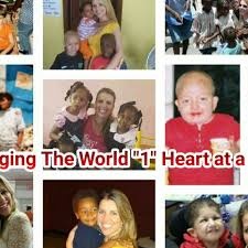 """Fundraiser by Marcy Angulo : Changing the World """"1"""" Heart at a time"""