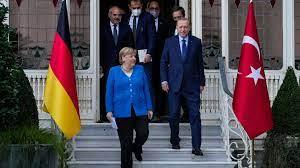 Erdogan trifft Merkel in Istanbul - ZDFmediathek