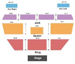 Rivers Casino Pittsburgh Seating Chart Little River Casino Tickets And Little River Casino Seating
