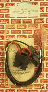mallory wiring harness to gm hei image is loading mallory wiring harness to gm hei