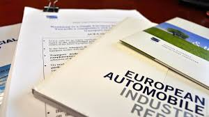 Paper Reports Acea European Automobile Manufacturers Association