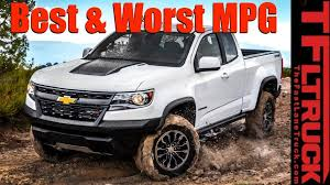Top 5 Least & Most Fuel Efficient Trucks Counted Down [Video] - The ...