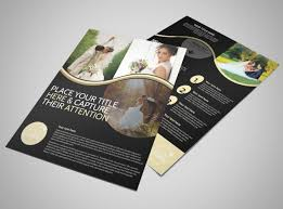 Memories Wedding Photography Flyer Template | Mycreativeshop