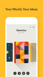 Paper by WeTransfer on the App Store