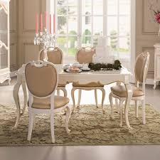 Weißer Esstisch Und Grau Stühle Weiß Rund Esstisch Und 6
