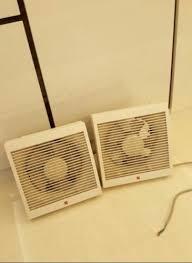 kdk vent fan wall mounted last piece