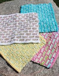 Peaches And Cream Yarn Color Chart Mary Maxim Free Color Me Mod Dishcloth Pattern