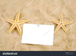 Sand Card Beach Wallpaper Sand Shells Summer Background Stock Photo Edit Now