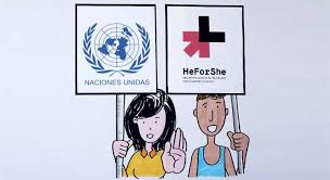 Ya eres parte de la campaña HeforShe? | Secretaría de Relaciones Exteriores  | Gobierno | gob.mx
