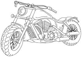 Small Picture Printable 32 Motorcycle Coloring Pages 1484 Printable Motorcycle