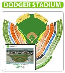 Dodgers Seating Chart 2017 Best Seats Impressing A Guest Dodger Stadium Dodgers Game