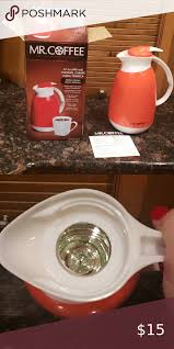 It can also hold tea or other beverages. Mr Coffee Carafe Coffee Carafe Mr Coffee Coffee And Tea Accessories