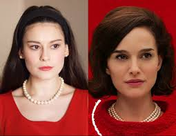 a simple fresh faced makeup look inspired by natalie portman s new film jackie