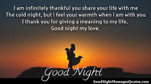 Sweet Good Night Text Messages Wishes Quotes For Boyfriend BF Him Awesome Love Quotes Messages For Him