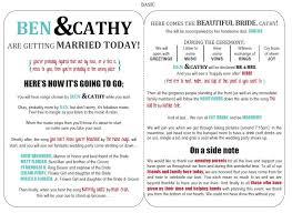 Wedding Ceremony Program Template Free Download Wedding Template Program Under Fontanacountryinn Com
