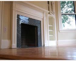 gas fireplace surrounds ideas tiles