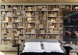 Sao Paulo Brazil Bookshelf Bedroom
