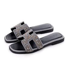 Designer Flip Flops Womens Amazon Com Summer Black Or White H Ladies Sandals Ladies