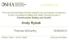 Blank Forklift Certification Cards Kiwanisofthevalleys Org