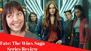 Netflix's FATE: THE WINX SAGA Review ...