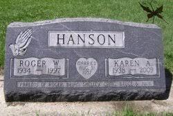 Karen A. Perry Hanson (1938-2009) - Find A Grave Memorial