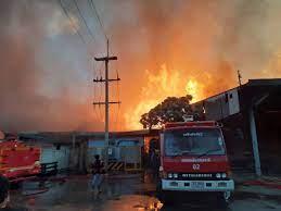 ไฟไหม้ปทุมธานี