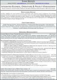 Business Analyst Resume Example – Resume Tutorial