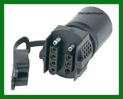 hopkins multi tow trailer connector rv pin adaptor image is loading hopkins 47385 multi tow trailer connector 7 rv