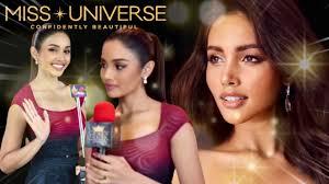 วีนาพูดภาษาอังกฤษ? Veena Singh's Answer in English   Audition Day  #MissUniverseThailand2020 - YouTube