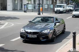 BMW M6 F12 Cabriolet 2015 - 28 May 2016 - Autogespot