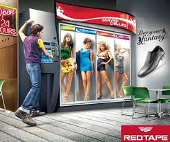 Woman Vending Machine Magnificent Red Tape Shoes NO COMMENT Pinterest Culture Feminism And Woman