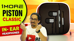 <b>1MORE Piston Classic</b> Review - Budget earphones - YouTube