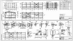 Рабочий проект Промышленное здание одноэтажное с размерами по  Рабочий проект Промышленное здание одноэтажное с размерами по осям 15х30 м шаг колонн 6 м и высотой 7 5 м