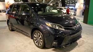 2018 Toyota Sienna - 2017 New York Auto Show - YouTube