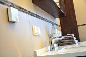 Designer Waschbecken Badezimmer Stil Design Wohndesign
