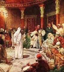 Jésus est jugé par le Sanhédrin ! - Site-Catholique.fr