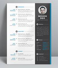 Clean Resume Word Template. Available in all format  Photoshop,  Illustrator, Indesign & MS Word. Elegant page designs are easy to use and  customize, ...