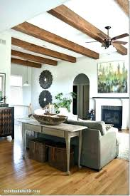 Vaulted ceiling wood beams Faux Wood Fake Wooden Beams For Ceiling Wood Beam Ceiling Kitchen Beams Ideas With Touch Of Wooden Vegankitchncom Fake Wooden Beams For Ceiling Wood Beam Ceiling Kitchen Beams Ideas