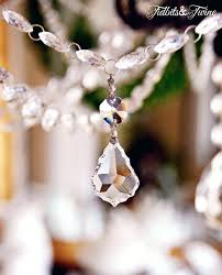 chandelier crystal chain tidbits twine chandelier makeover jump ring magnetic crystal chandelier chains